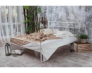 Кованая кровать Francesco Rossi Сандра1.8 с одной спинкой