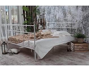 Кованая кровать Francesco Rossi Сандра1.8 с двумя спинками