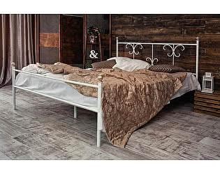 Кованая кровать Francesco Rossi Симона 1.8 с одной спинкой