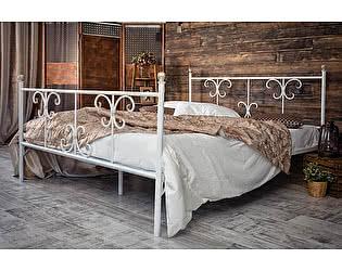 Кованая кровать Francesco Rossi Симона 1.8 с двумя спинками