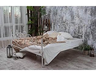 Кованая кровать Francesco Rossi Флоренция 1.8 с двумя спинками