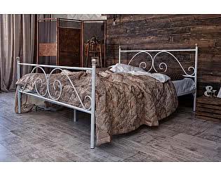 Купить кровать Francesco Rossi кованая Анталия 1.4 с двумя спинками