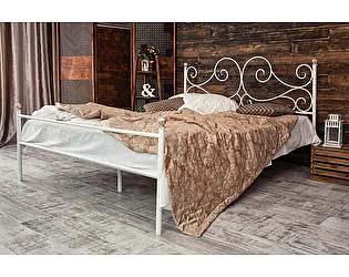 Кованая кровать Francesco Rossi Верона 1.8 с одной спинкой