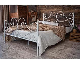 Кованая кровать Francesco Rossi Верона 1.6 с двумя спинками