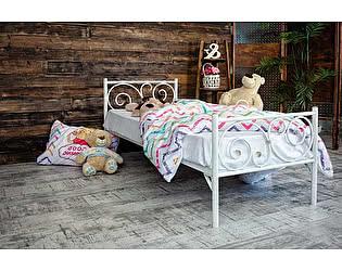 Купить кровать Francesco Rossi детская металлическая Мадлен