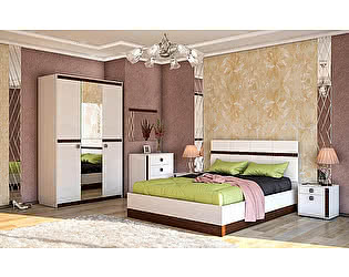 Спальня Уфамебель Жасмин