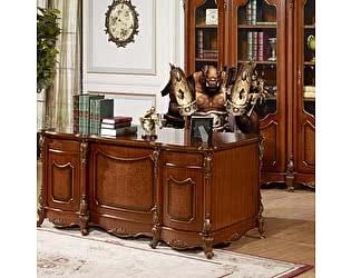 Стол письменный МИК Мебель Виктория 3136 MK-3049-BR