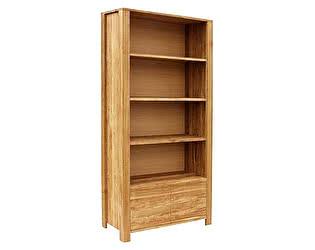 Купить стеллаж Woodmos Сиетл с двумя дверками