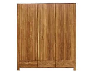 Купить шкаф Woodmos Сиетл 3PVV для одежды