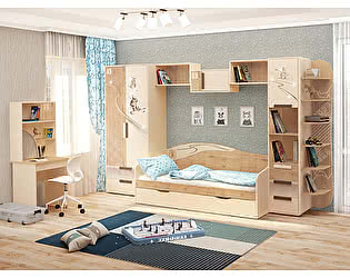 Молодежная мебель Витра Фристайл 4