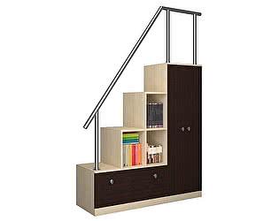 Купить стеллаж РВ Мебель лестница