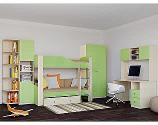 Модульная детская РВ Мебель Астра №6