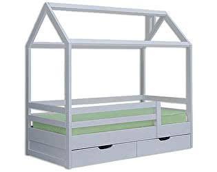 Кровать Велес-Арт Домик