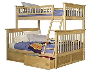 Купить кровать Велес-Арт Авангард-2 2х ярусная