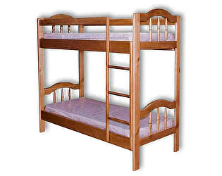 Купить кровать Велес-Арт Диана-2 2х ярусная