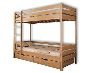 Купить кровать Велес-Арт Классика 2х ярусная