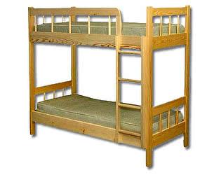 Купить кровать Велес-Арт Оля 2х ярусная