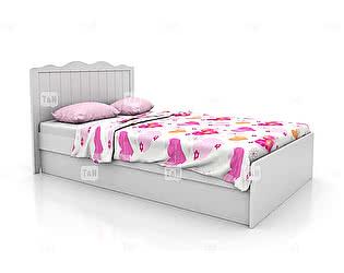 Кровать Tomy Niki Grace (120) 300A32 с подъемным механизмом и  ящиком