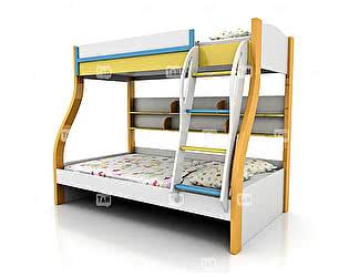 Кровать Tomy Niki Huson 400A51 двухъярусная
