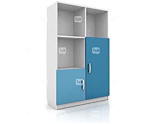 Шкаф Tomy Niki Emme книжный с 5 отделениями