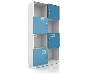 Шкаф Tomy Niki Emme книжный с 8 отделениями