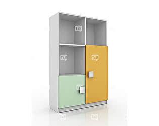 Шкаф Tomy Niki Tracy R23 книжный (5 отделений)