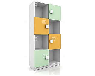 Шкаф Tomy Niki Tracy R24 книжный (8 отделений)
