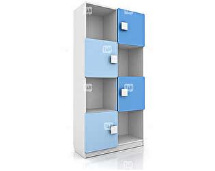 Шкаф Tomy Niki Rich R24 книжный (8 отделений)