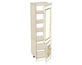 Купить шкаф Любимый дом Ассоль Пенал 600 Лд 231.260