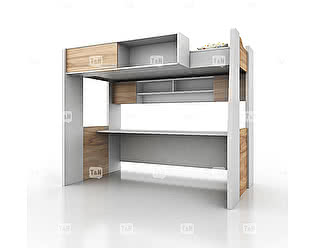 Купить кровать Tomy Niki чердак Tommy A65