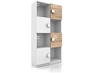 Шкаф Tomy Niki Tommy R24 книжный (8 отделений)