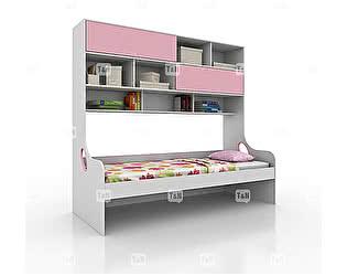 Купить кровать Tomy Niki чердак Pinny A61 (90)