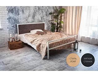 Металлическая кровать Francesco Rossi Лоренцо 1.6