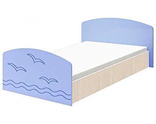 Купить кровать Миф Юниор-2 80, матовый