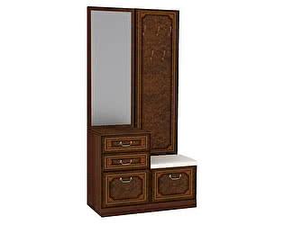 Вешалка комбинированная Любимый дом Гранда ЛД.637430, 650430 с зеркалом