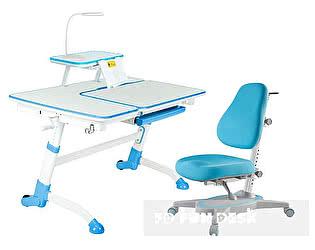 Купить стол FunDesk Amare Blue, кресло Primavera I, SS16, L5, SS19