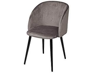 Купить кресло M-City YOKI серый, велюр G062-38