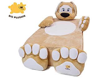 Купить кровать Big Plushik Собачка (без бортика)