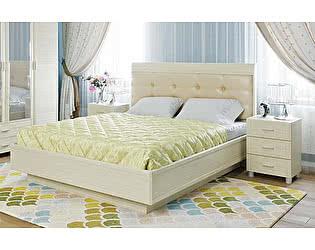Купить кровать Лером Камелия КР-1051 (120) с мягким изголовьем и ПМ