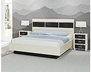 Купить кровать Лером Камелия КР-1703 (160) с ПМ