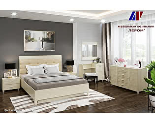Купить спальню Лером Камелия 7