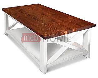 Купить стол ВМК-Шале Майкл журнальный (комбинированный цвет)