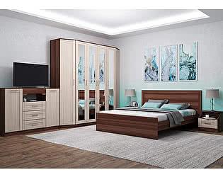 Купить спальню Сильва Фиджи Комплектация 2