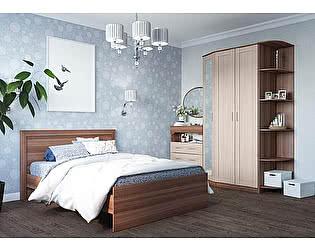 Купить спальню Сильва Фиджи Комплектация 3