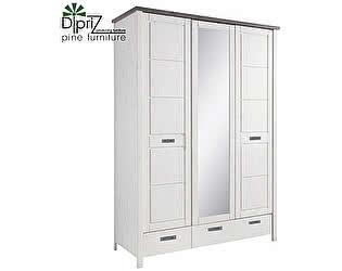 Купить шкаф Диприз Сарагс Д 7146-2 3-х дверный