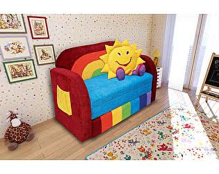 Детский диванчик М-Стиль Радуга