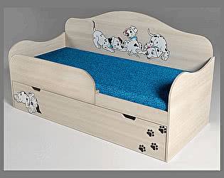 Кровать Funky Kids Далматинец