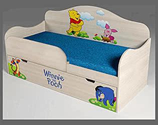 Кровать Funky Kids Винни Пух