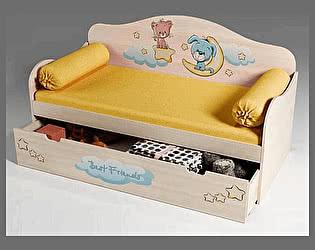 Кровать Funky Kids Лучшие друзья