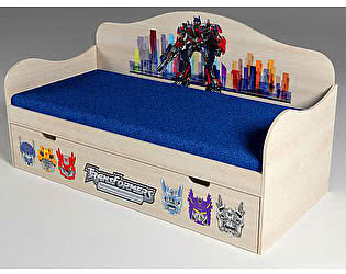Кровать Funky Kids Трансформеры